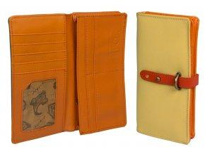 wallet chamois colour 042