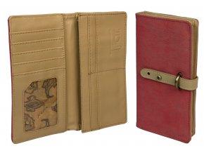 wallet chamois colour 052