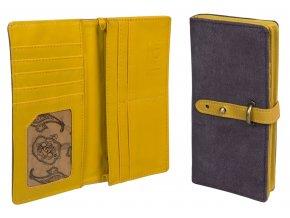 wallet chamois colour 062