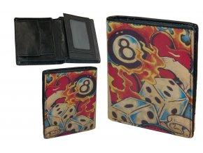 wallet retro style 044