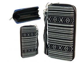 wallet textile lines 012