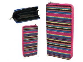 wallet textile lines 022