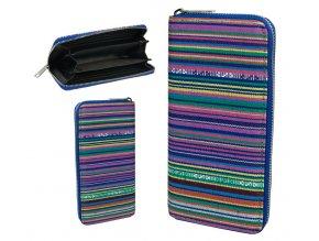 wallet textile lines 052