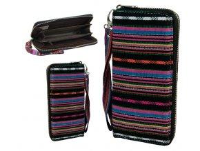 wallet textile lines 062