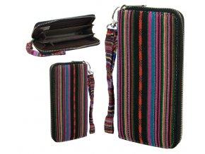 wallet textile lines 072