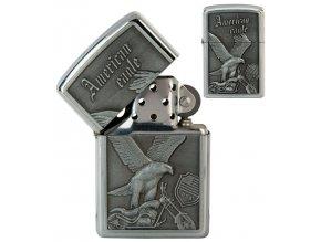oil lighter american eagle silver 022