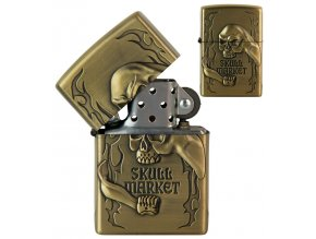 oil lighter skull market 032