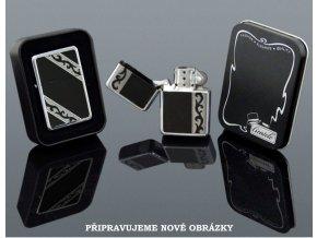 oil lighter case engraved 070