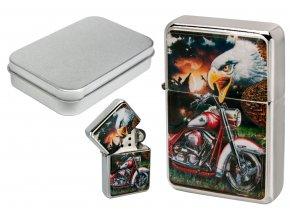 tin oil lighter 033