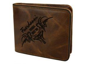 wallet retro leather 020