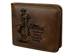 wallet retro leather 030