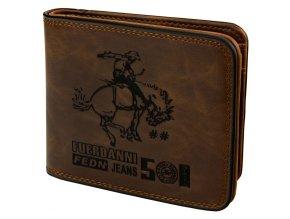 wallet retro leather 040