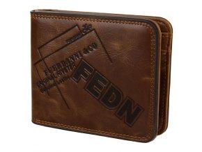 wallet retro leather 060