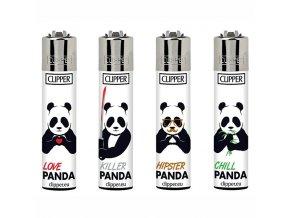clipper panda set