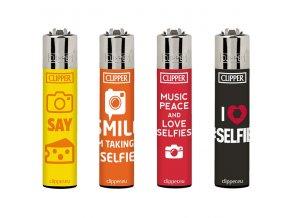 clipper selfies set