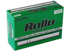 rollo ultra slim green 100 01