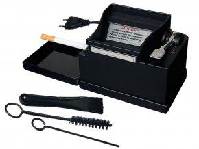 Tlaková elektrická plnička POWERMATIC II BLACK  + dutinky 500 zdarma