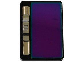 Cigaretové pouzdro COLOUR + USB zapalovač 01