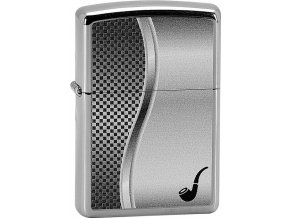 22877 pipe lighter all chrome original