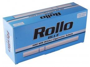 DLOUHÉ BÍLÉ dutinky ROLLO 200 - filtr 25mm! (délka 100mm)