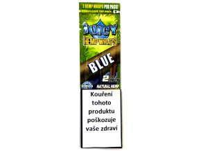 juicy hemp wrap black n blueberry