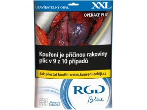 RGD BLUE 104g (MOC 438Kč)