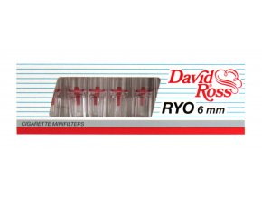 DAVID ROSS Mini Filtry RYO 10ks