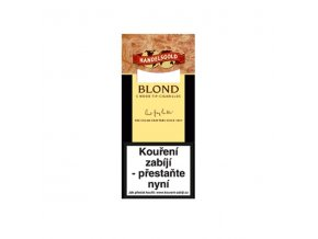 Handelsgold WoodTip Blond 5ks