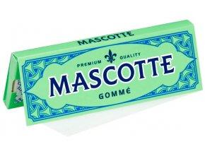 Papírky Mascotte Gommé 10 + 1 zdarma