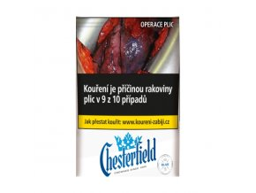 Chesterfield Blue 30g (MOC 136Kč)