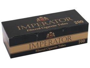 Černé dutinky IMPERATOR 200
