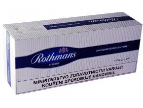Cigaretové dutinky ROTHMANS Blue 200ks