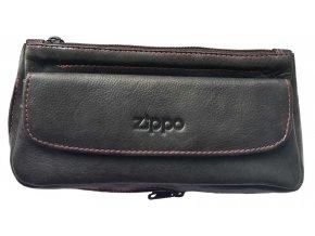 Kožené pouzdro Zippo® na dýmku a kuřácké pomůcky