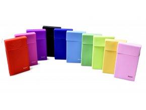 Silikonové pouzdro na cigaretovou krabičku SLIM