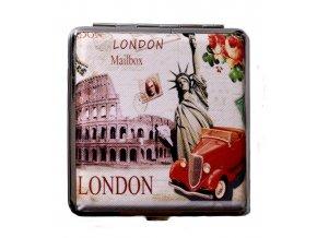 Tabatěrka RETRO LONDON 03