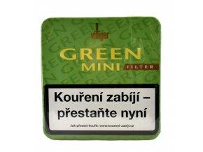 VILLIGER GREEN MINI filter 20 ks