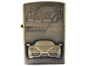 benzínový zapalovač CARS 02