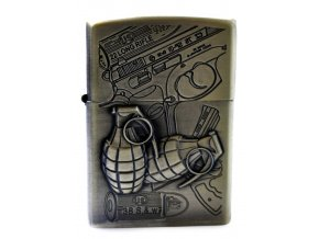 Benzínový zapalovač ARMS 01