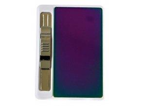 Cigaretové pouzdro COLOUR + USB zapalovač 12