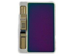 Cigaretové pouzdro COLOUR + USB zapalovač 03