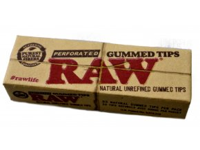 Filtry RAW Paper Tips Natural
