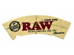 Trhací filtry RAW Cone Tips Maestro