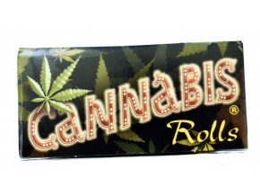 Papírky cannabis rolls hemp