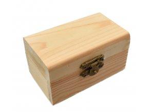 Dřevěná dárková krabička