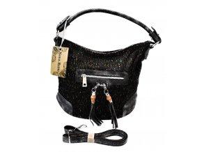 Dámská pletená kabelka MARIA.MARNI black
