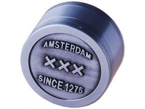 Drtička kovová 3-dílná BIG AMSTERDAM 04