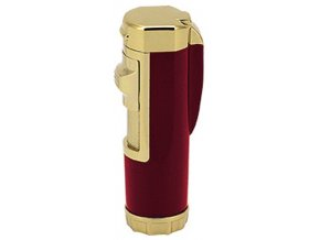 Dárkový zapalovač LUCCA DI MAGGIO OVAL RED