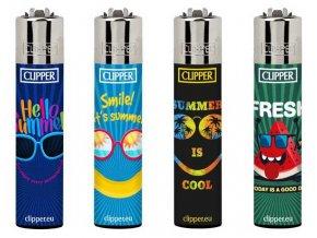 Zapalovač CLIPPER SUMMER4