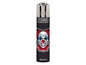 Zapalovač CLIPPER HORROR CLOWNS