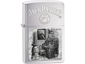 ZIPPO 21787 Jack Daniels Scenes